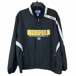 Mansfield Tigers Baseball Jacket Size Medium